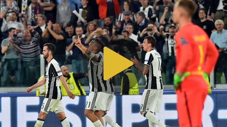 Vídeo resumen: Juventus 3 Barça 0 (Champions Ida 1/4)