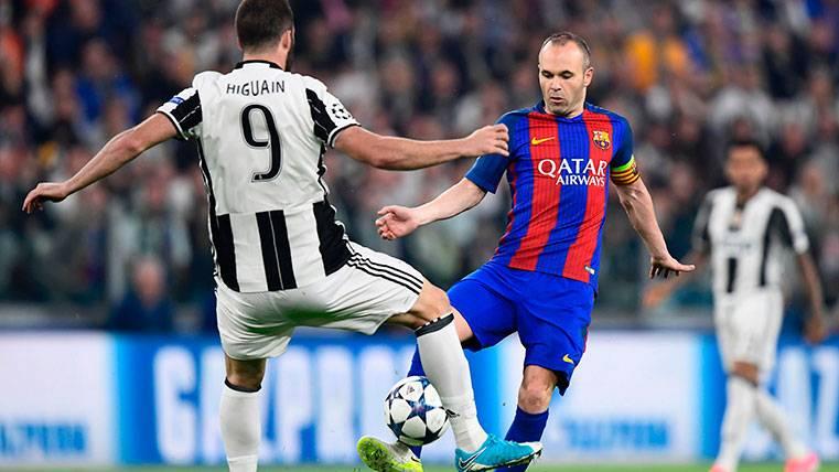 Iniesta y Ter Stegen sí que creen en la remontada del Barça