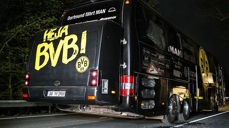 "Revelan que el Dortmund estuvo a ""segundos de morir"""