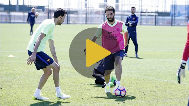 Arda Turan se recupera y apunta al Real Madrid con el Barça