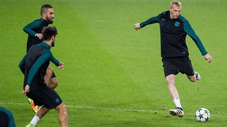 Mathieu podría marcharse finalmente al Fenerbahce turco
