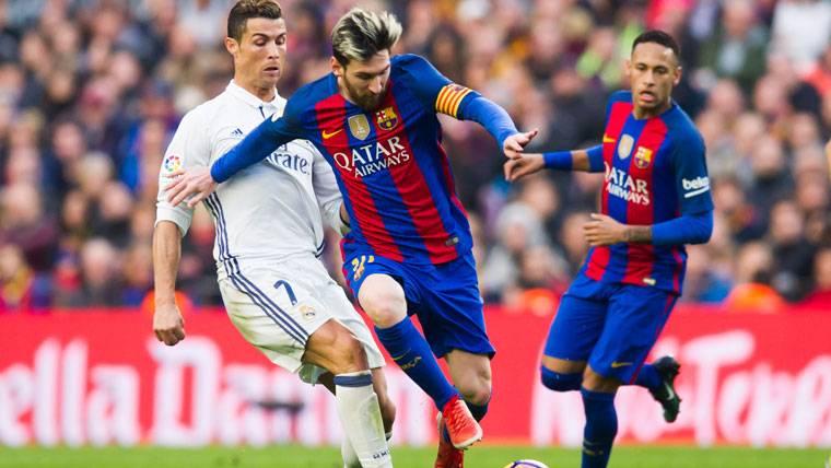 """Maradona: """"Entre Messi y Cristiano yo elijo a Messi"""""""