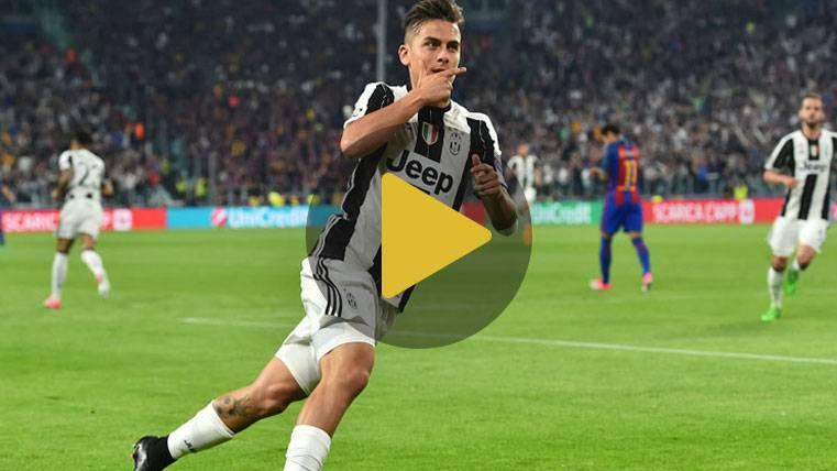 """TOP: Los mejores goles de la """"Joya"""" Dybala con la Juventus"""