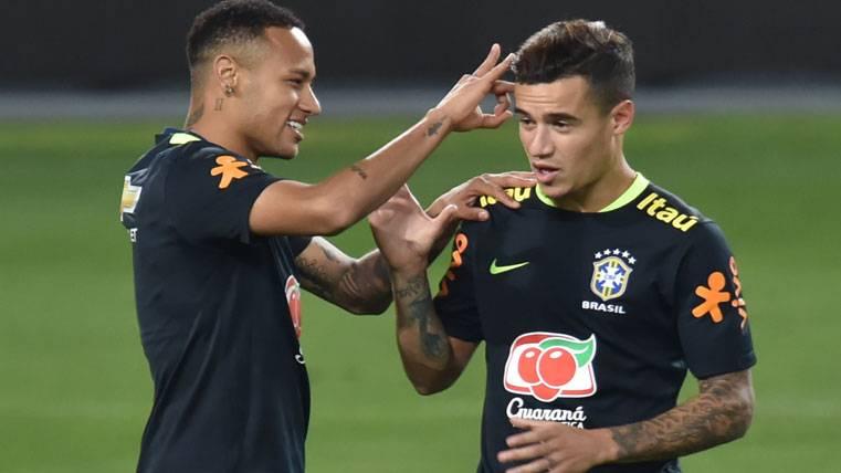 Los tres brasileños que Neymar desea que fiche el Barça