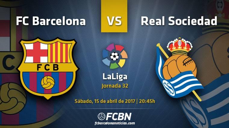 Barça-Real Sociedad: Toca levantarse para luchar por LaLiga