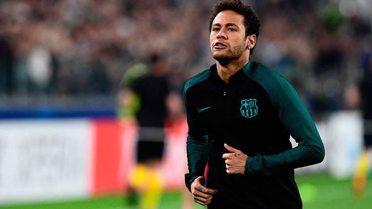 Así le ha ido al FC Barcelona esta temporada sin Neymar Júnior