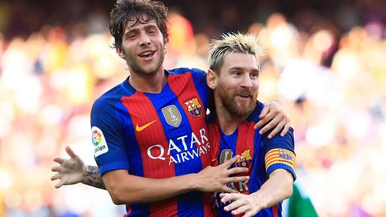 """""""En el Barça te preparan para ser Messi, Xavi o Sergi Roberto"""""""