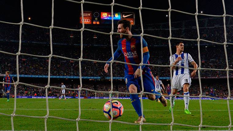 El Camp Nou vuelve a creer en otra épica remontada del Barça