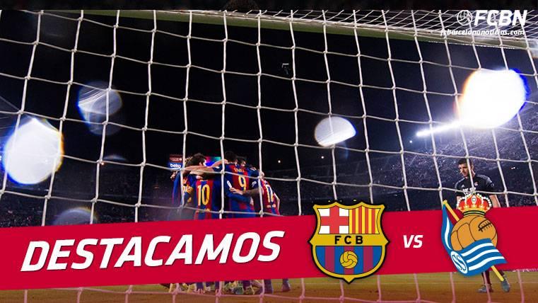 DOMINGO DE RESURRECCIÓN: El Barça, muy vivo para la remontada