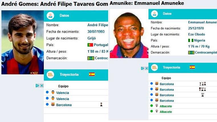 """El """"meme"""" que compara a André Gomes con un """"pufo"""" del Barça"""
