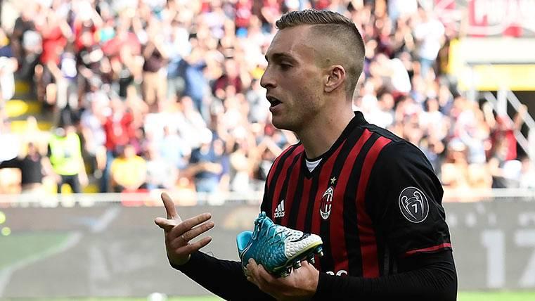 La afición no está segura del fichaje de Deulofeu por el Barça