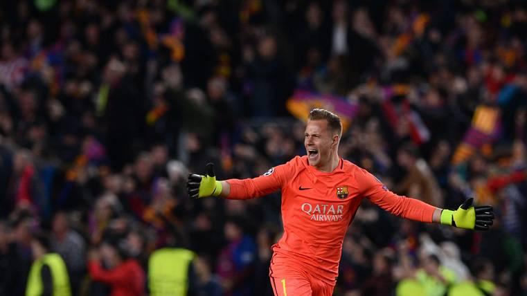 Ter Stegen deberá ser el ángel de la guarda del Barça (otra vez)