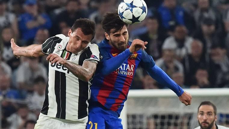 ¿Volverá a ser silbado André Gomes si juega ante la Juve?