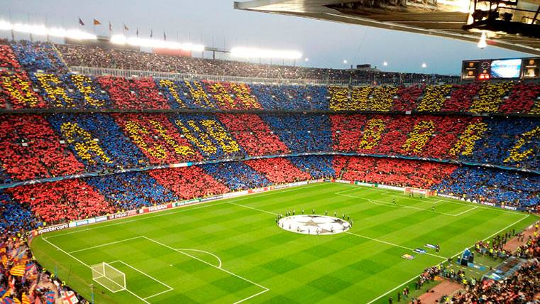 El Barça invertirá 122 millones en el nuevo Camp Nou
