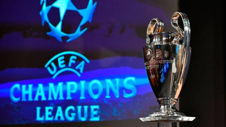 Fecha y horario del sorteo de semifinales de Champions