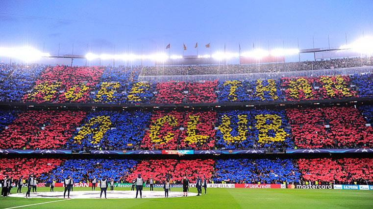 El Camp Nou, a muerte con los suyos tras el Barça-Juventus