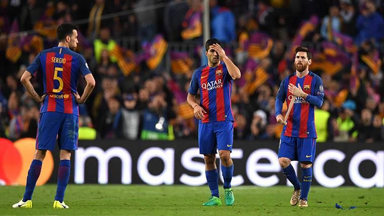 ¿Cómo le fue al Barça tras ser eliminado en cuartos?
