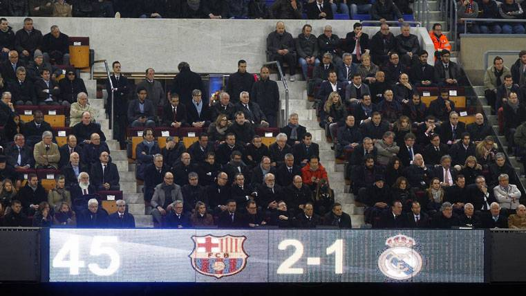 """""""En el Bernabéu hay empresarios a quienes no interesa el fútbol"""""""