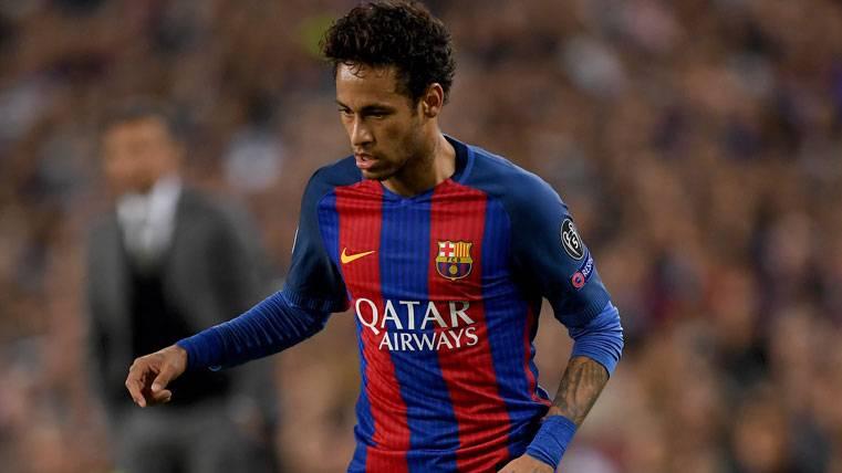 Las alternativas del Barça para relevar a Neymar en el Clásico