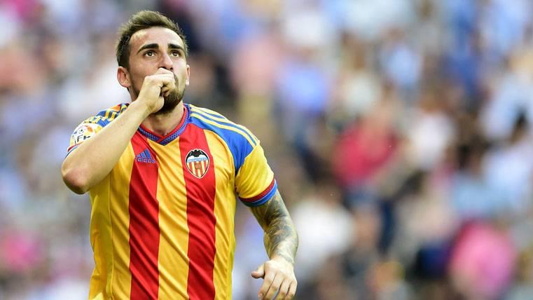 """Alcácer ya """"arrebató"""" una Liga al Madrid para dársela al Barça"""