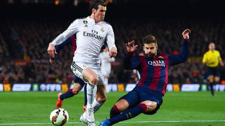 Rosario de lesiones de Bale desde que juega en el Madrid