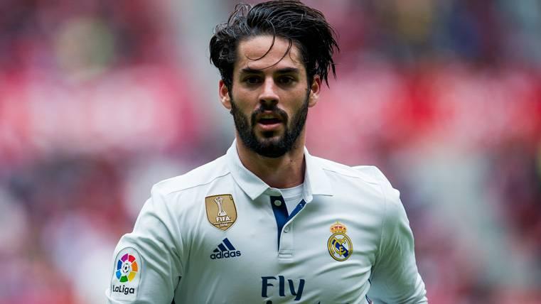 """Isco Alarcón, """"morbo"""" añadido en el Clásico Madrid-Barça"""