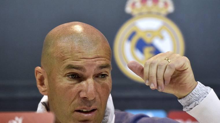 """""""Zidane es buen entrenador porque tiene la mejor plantilla"""""""