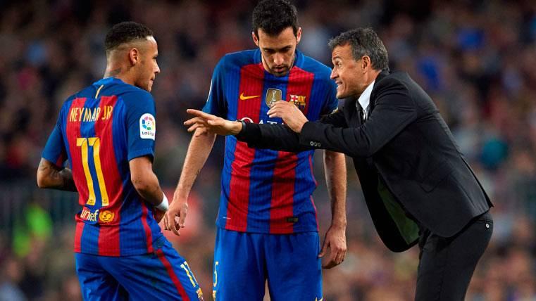 TOP 5 de jugadores del Barça más usados por Lucho en Liga