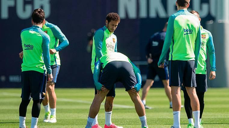 El Barça tensa la cuerda ante el TAD y convocará a Neymar