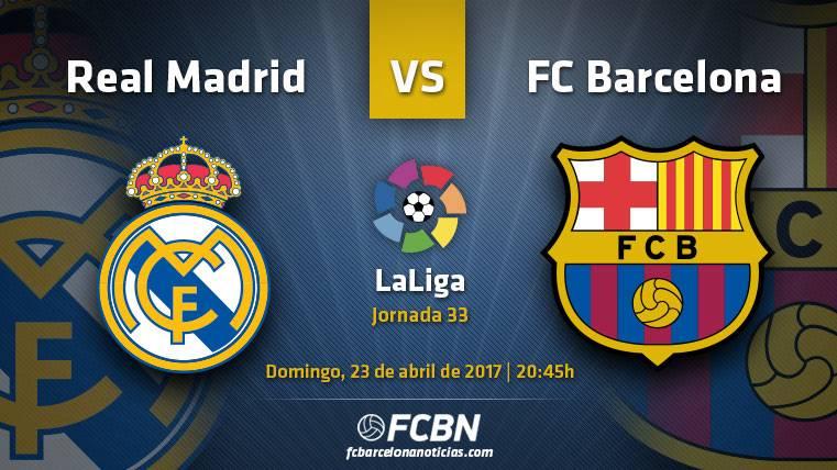 Real Madrid-FC Barcelona: El Clásico que marcará LaLiga