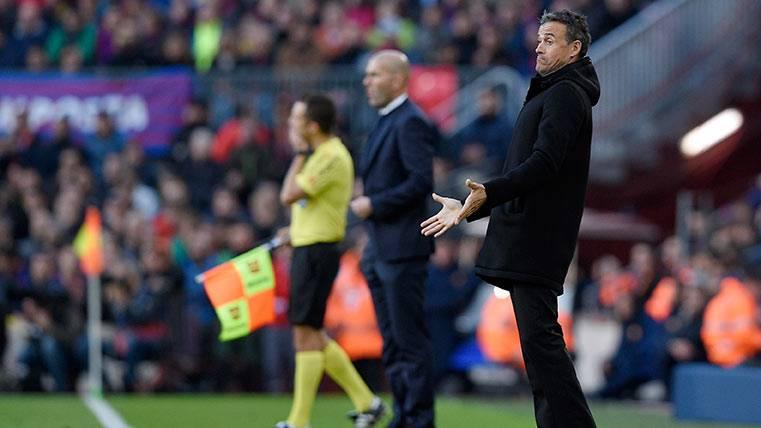 El último Madrid-Barça de Luis Enrique... ¿Y de 7 jugadores?