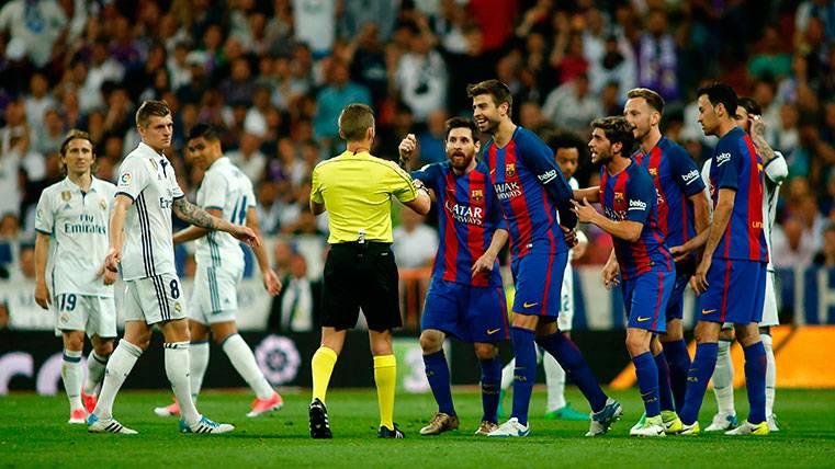 Otra vez el árbitro... Y el Real Madrid... ¡Y Casemiro!