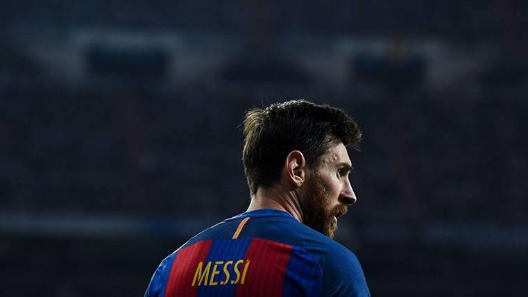 La renovación de Leo Messi con el Barça, muy cerca