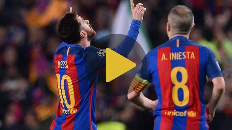 BESTIAL: Las felicitaciones más emotivas de los amigos de Messi