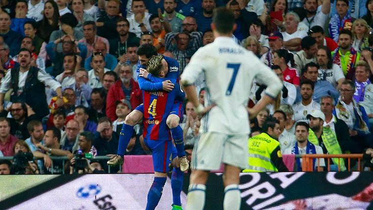 ¡Cristiano gritó a Marcelo que hiciera falta en el gol de Messi!