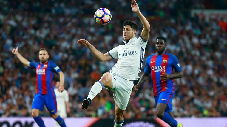 Asensio, espectacular: ¿Está el Barça a tiempo de ficharle?