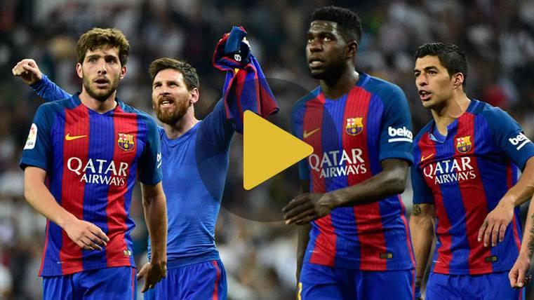 """Los jugadores del Barça, sobre Messi: """"Nadie le puede parar"""""""