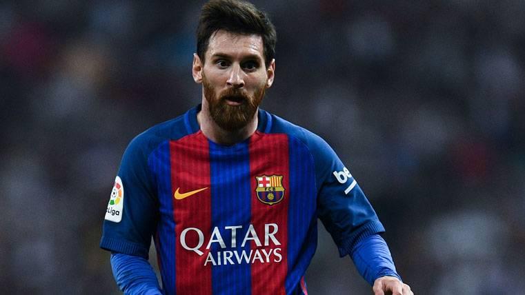 La renovación de Messi con el FC Barcelona, inminente