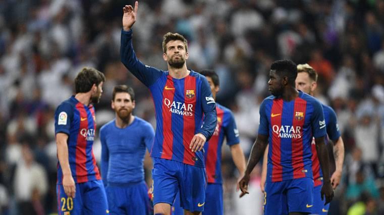 """Piqué, tras el gol de Messi: """"Somos infinitamente mejores"""""""