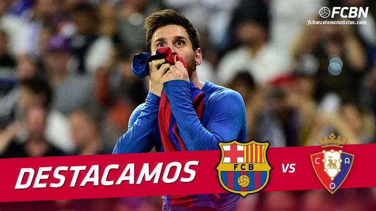 El Barça prepara un homenaje a Messi por los 500 goles