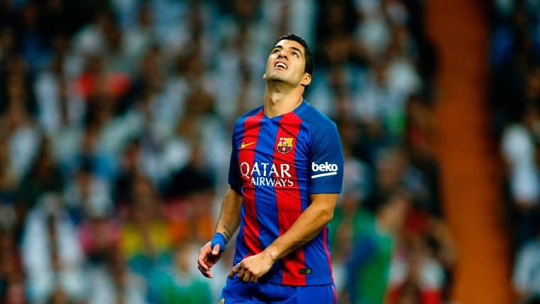Suárez quiere superar su peor racha desde que llegó al Barça