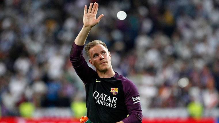 Con Ter Stegen, el Barça asegura a un portero que marcará época