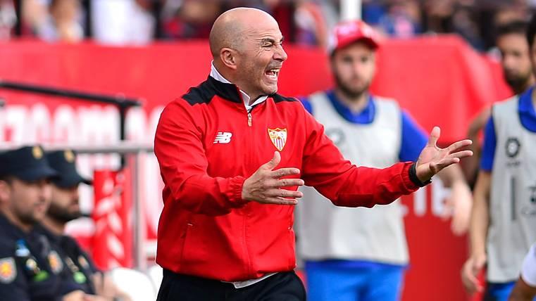 """Sampaoli: """"El partido de Messi en el Clásico me hizo muy feliz"""""""