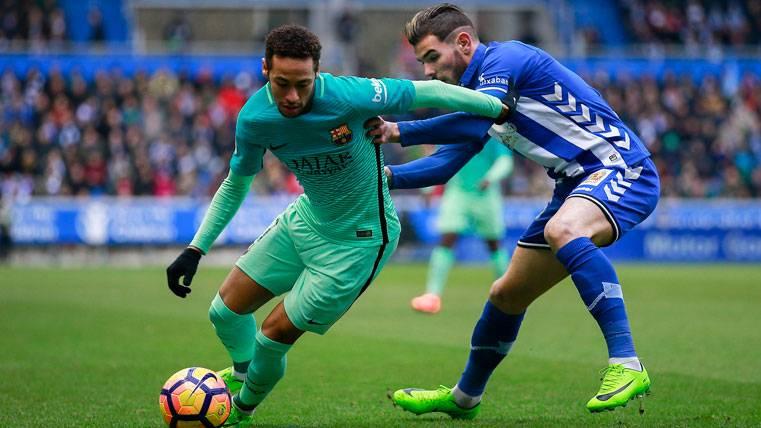 El Barça puede arrebatar al Madrid su primer fichaje