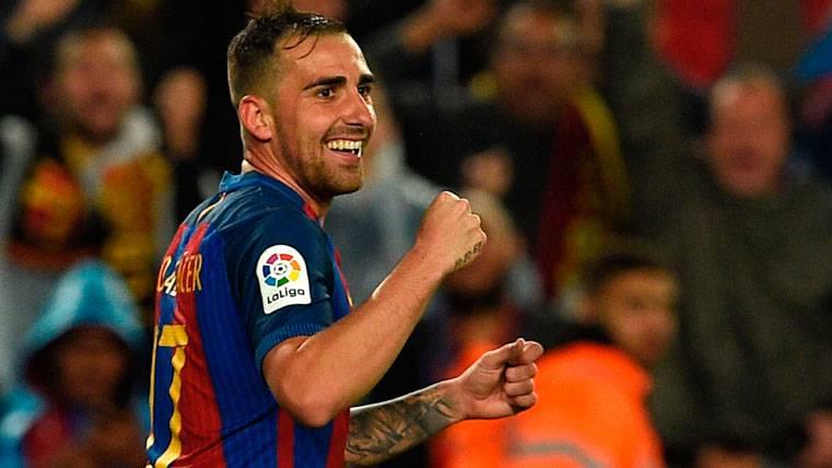 ¿Cuál es la situación de Alcácer en el Barça a día de hoy?