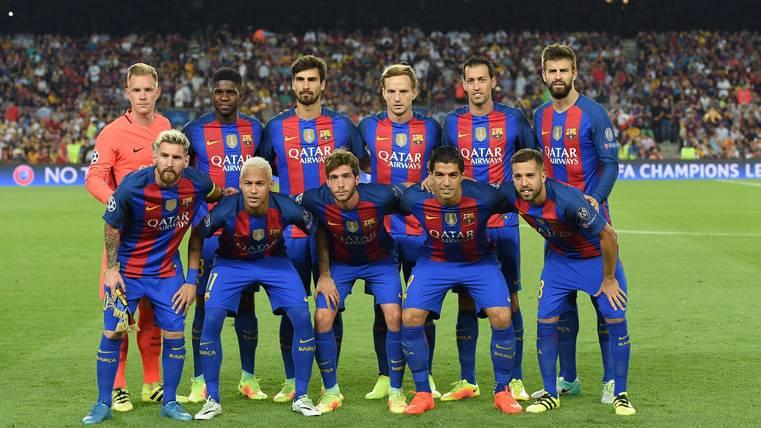 Triple amenaza para el FC Barcelona contra el Espanyol