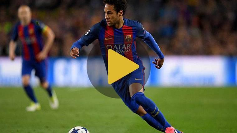 ¡Adiós, sanción! Neymar será titular en el Espanyol-Barça