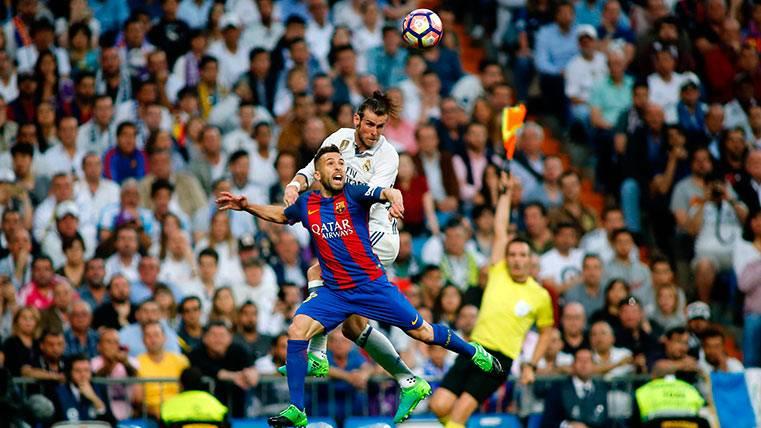 Así se ha vuelto a ganar Jordi Alba a Luis Enrique en el Barça
