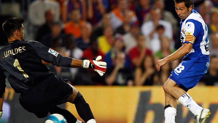 """Los """"pericos"""" ya sueñan con otro """"tamudazo"""" ante el FC Barcelona"""