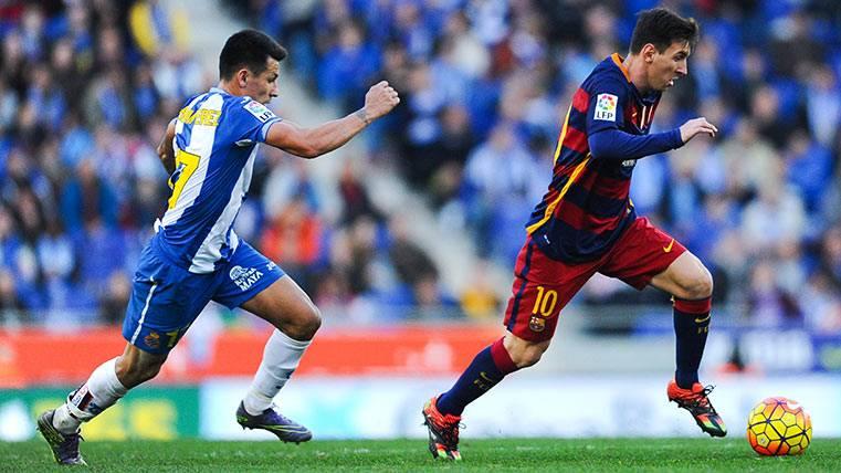 El FC Barcelona nunca ha perdido en Cornellà-El Prat
